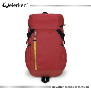 weierken high quality business notebook 600d laptop backpack travel bag for women