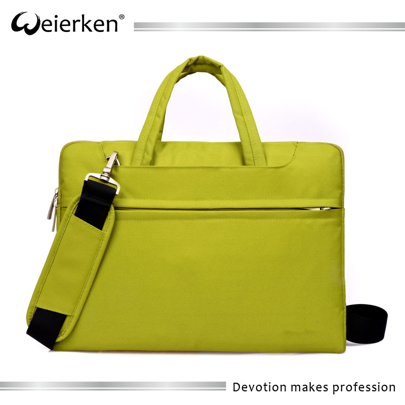 Wholesale latest fashion cheap 15.6 cute soft case laptop bag