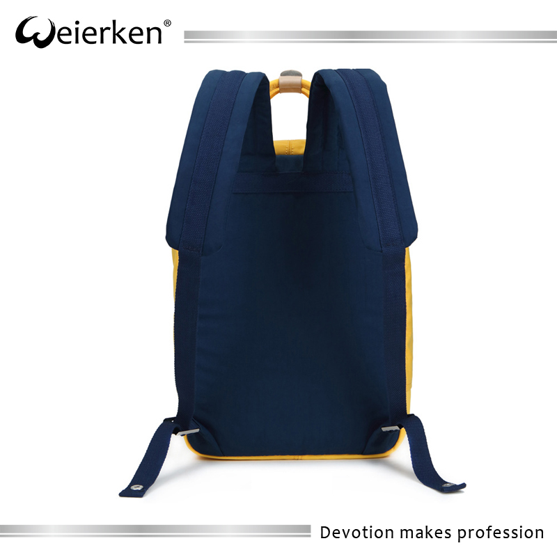 Classic student kids teenage school backpack for boys girls