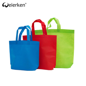 Hot Selling Water-Resistant Non Woven Shopping Bag