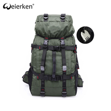 China Hot Sale Large Capacity Durable Outdoor Military Backpack