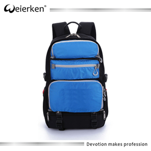 "Weierken latest high quality multi-functions 15.6"" laptop backpack factory"