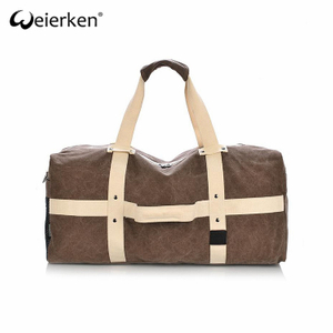 New Style Chic Large Capacity Canvas Duffel Bag