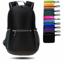 Light Foldable Travelling Backpack