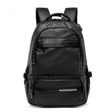Multifunctional Polyester Laptop Backpack Bag