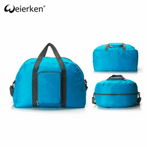 New Fashion Creative Design Foldable Duffel Bag