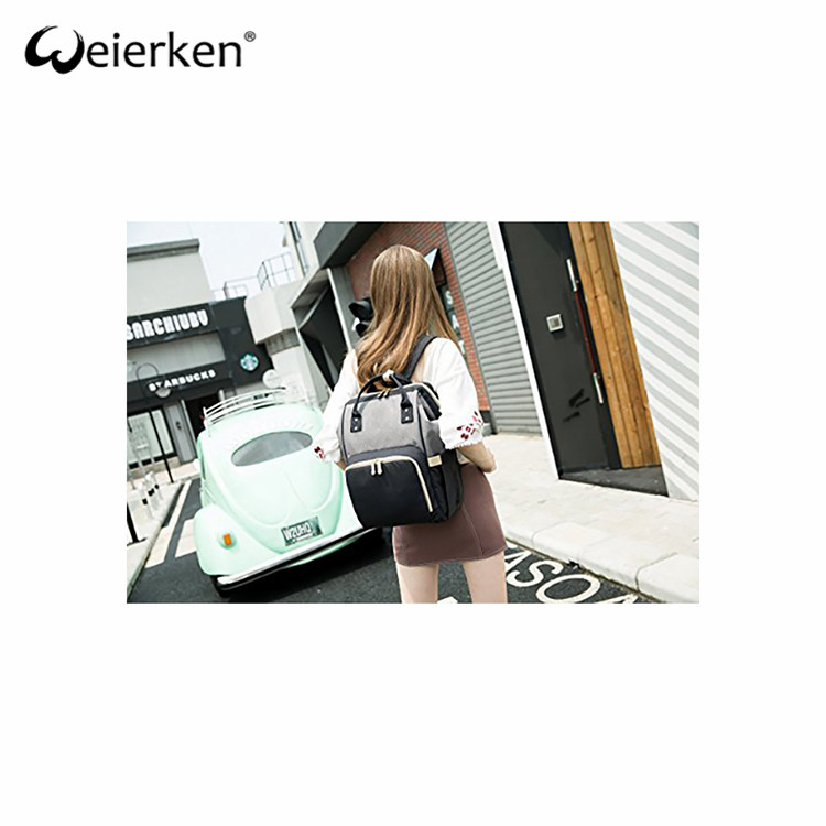 New Fashion Convenient Durable Diaper Bag Backpack