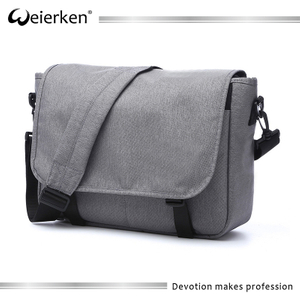 2017 High Grade Nylon Laptop Men Shoulder Messenger Crossbody Bag
