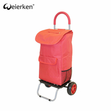 Top Quality Factory Price Folding Shopping Trolley Bag