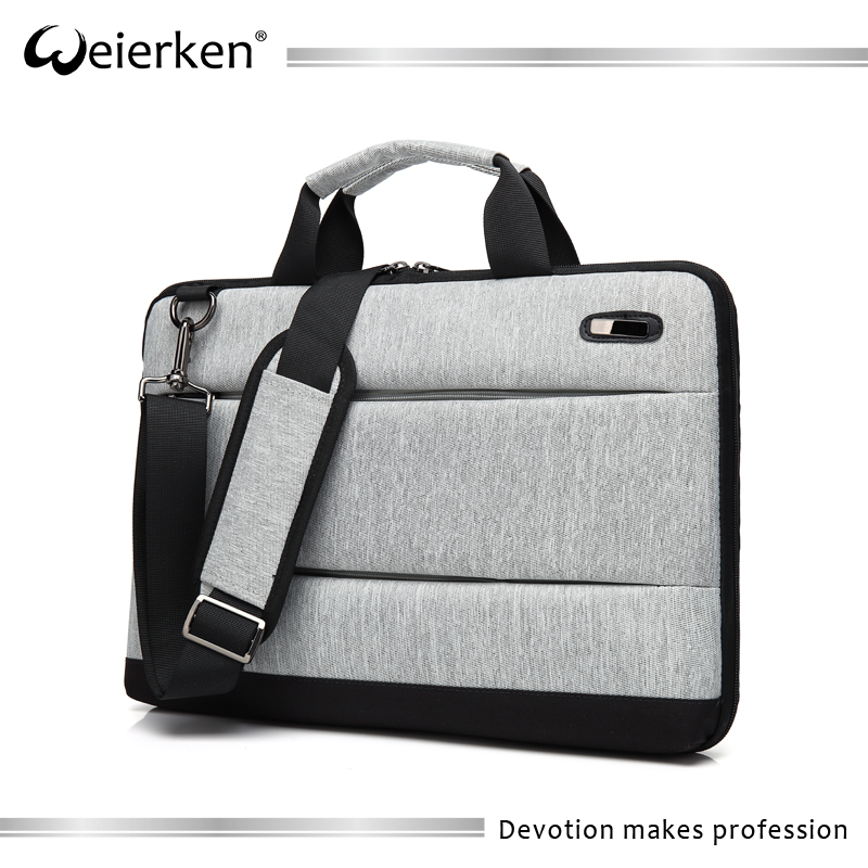 2018 new Weierken fashion cheap conference bags with logo