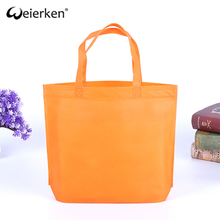 New Arrived Simple Lunch Picnic Non-Woven Bag