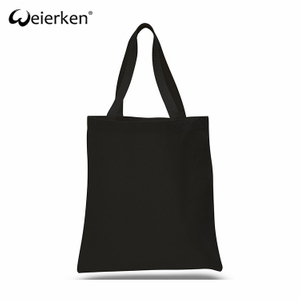 Fashion Best Quality Plain Canvas Bag