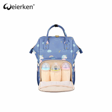 Hot Selling Cheap Eleborate Design Diaper Tote Bag