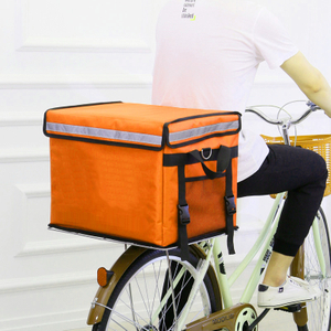 OEM large bike delivery food bag